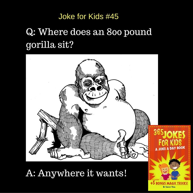 1.Gorilla