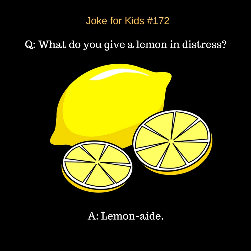 Joke for Kids #172_lemon