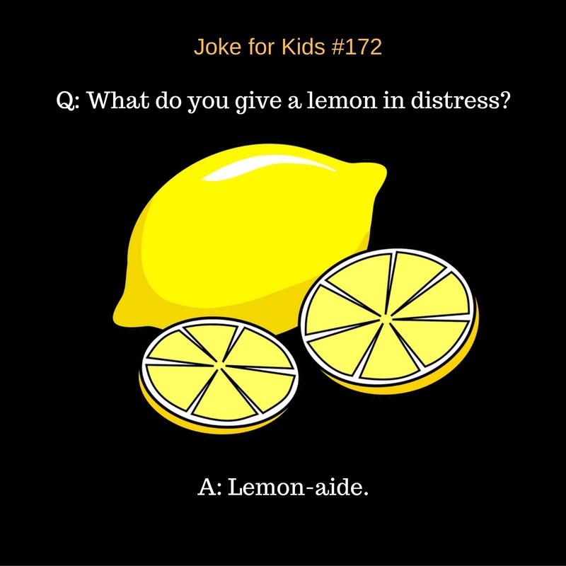 Joke for Kids #172_lemon